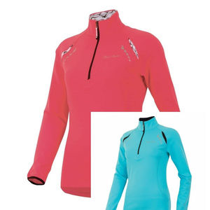 PEARL IZUMI NWT Aurora Thermal Shirt Top 1/4 Zip M